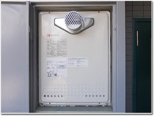 ガス給湯器ノーリツGT-1650AWX-T BL