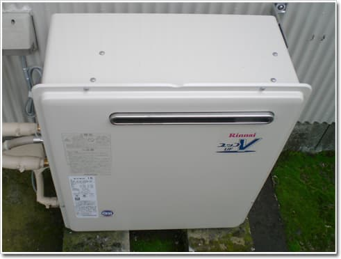 ガス給湯器リンナイRUF-A1610SAG