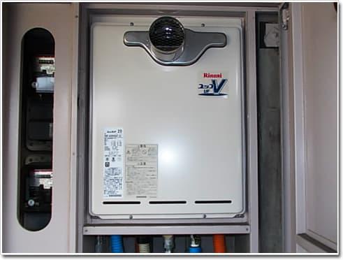 ガス給湯器リンナイRUF-A2000SAT(A)