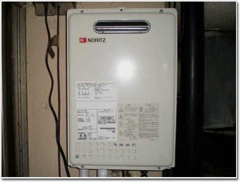 ガス給湯器ノーリツGQ-1637WE