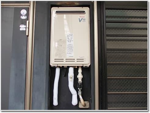 ガス給湯器リンナイRUK-V1610W-E
