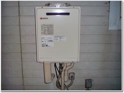 ガス給湯器ノーリツGT-2450AWX BL