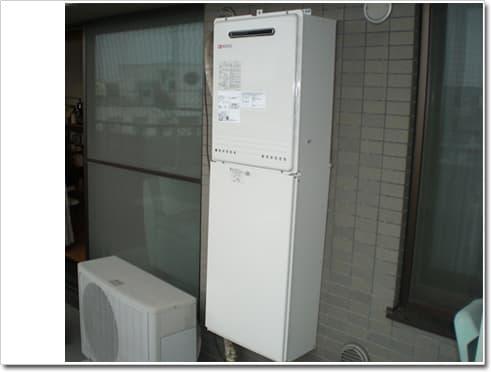 ガス給湯器ノーリツGT-1650AWX BL