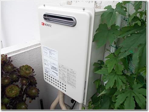 ガス給湯器ノーリツGQ-2037WS