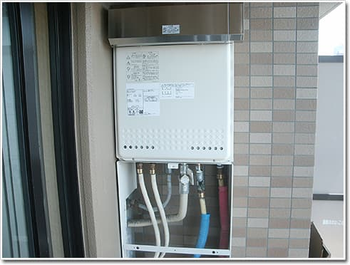 ガス給湯器ノーリツGT-2450SAWX