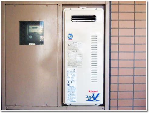 ガス給湯器リンナイRUF-VS1615AW