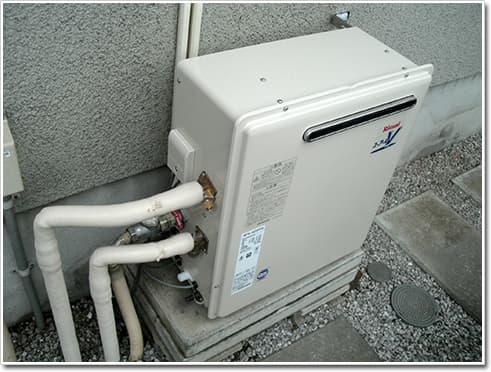 ガス給湯器リンナイRFS-A2400A