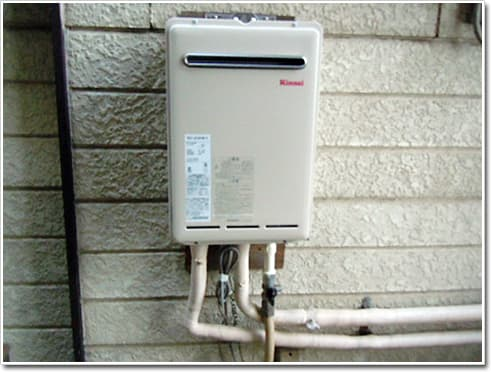 ガス給湯器ノーリツRUX-A2400W-E
