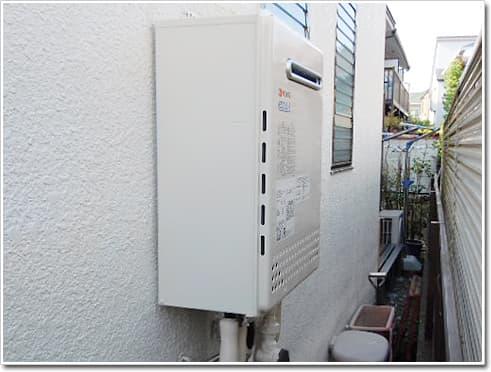 ガス給湯器ノーリツGT-C1652AWX BL