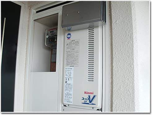 ガス給湯器リンナイRUF-VS1615SAA