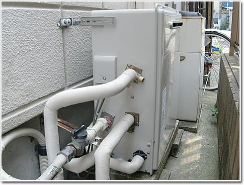 ガス給湯器リンナイRUF-A1610SAG(A)