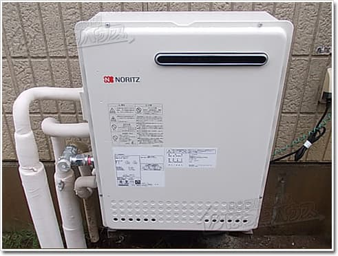 ガス給湯器ノーリツGT-2450ARX BL