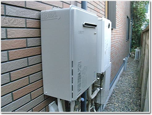 ガス給湯器リンナイRUF-E2401AW(A)