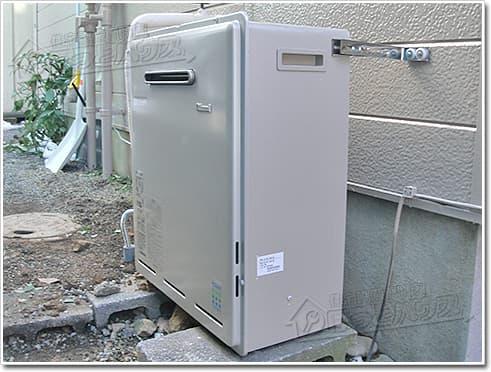 ガス給湯器リンナイRUF-E1611AG(A)