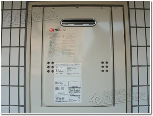 ガス給湯器ノーリツGQ-1639WE