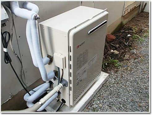ガス給湯器ノーリツGT-1650SARX BL