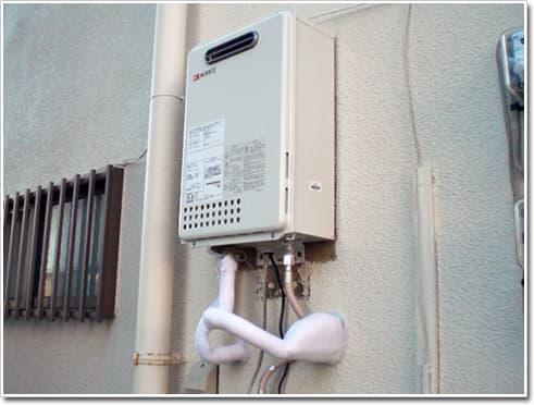 ガス給湯器ノーリツGQ-1637WS