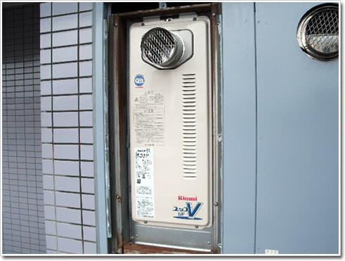 ガス給湯器リンナイRUF-VS1615AT