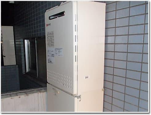 ガス給湯器ノーリツGT-1650SAWX BL