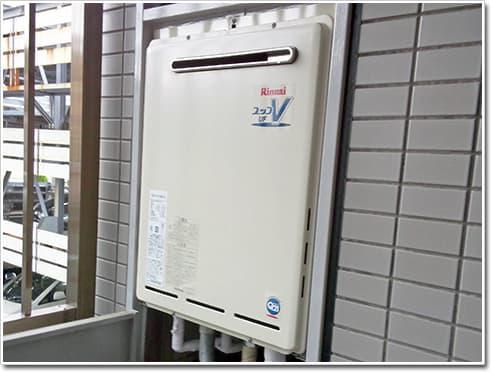 ガス給湯器リンナイRUF-A1610AW(A)