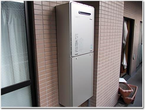 ガス給湯器リンナイRUF-E1611AW