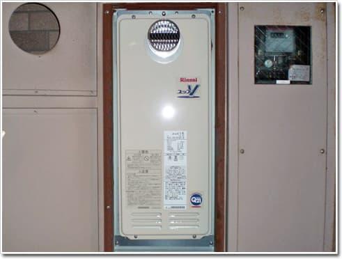 ガス給湯器リンナイRUX-VS1616T-E