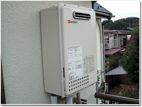 ガス給湯器リンナイGQ-1637WE