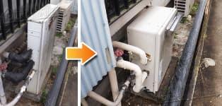 リンナイ ガス給湯器施工事例FH16AS→RFS-A2003SA