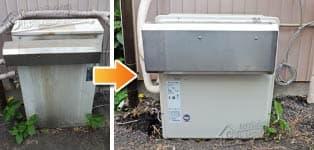 リンナイ ガス給湯器施工事例RFS-1615SA→RFS-A1610SA