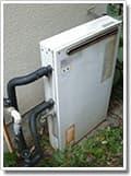 ガス給湯器KG-161FE