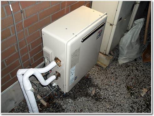 ガス給湯器リンナイRFS-A1610A