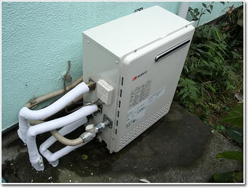 ガス給湯器ノーリツGT-2050ARX BL