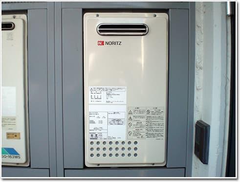 ガス給湯器ノーリツGQ-1625WS