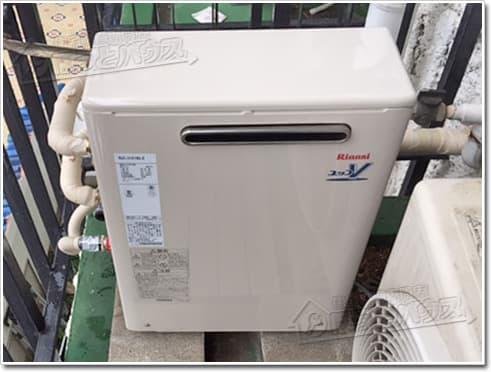 ガス給湯器リンナイRUX-V1616G-E