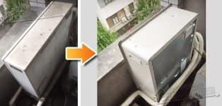 ほっとハウス リンナイ ガス給湯器施工事例GT-241AR→RUF-A2400SAG(A)