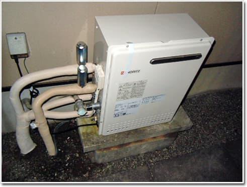 ガス給湯器ノーリツGT-2450SARX BL