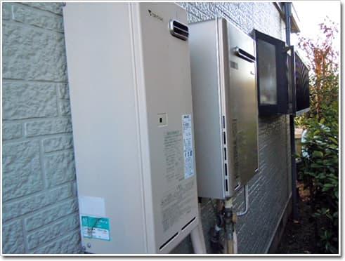 ガス給湯器リンナイRUF-E2401SAW