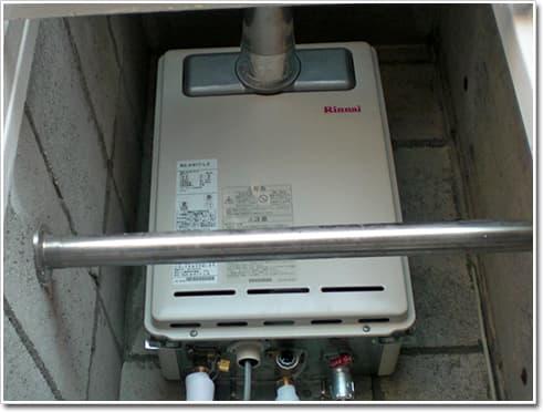 ガス給湯器リンナイRUX-A1611T-L-E