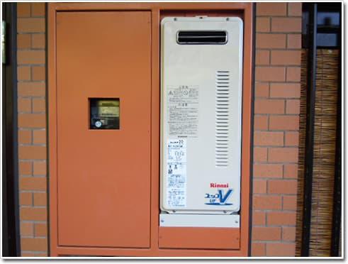 ガス給湯器リンナイRUF-VS2005AW