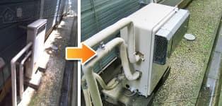 リンナイ ガス給湯器施工事例GRQ-161SA→RFS-A2003SA