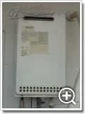 ガス給湯器GQ-1612WE