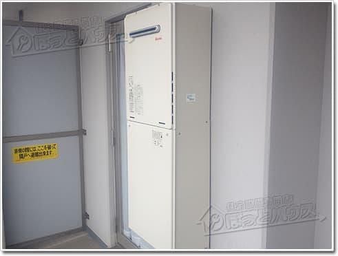 ガス給湯器リンナイRUF-A1615AW(A)