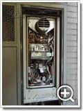 ガス給湯器GT-168SAW-T