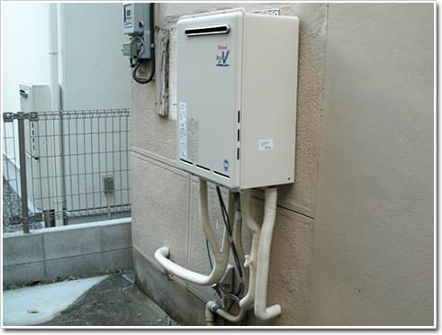 ガス給湯器リンナイRUF-A2400SAW(A)