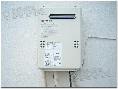 ガス給湯器ノーリツGQ-2039WS