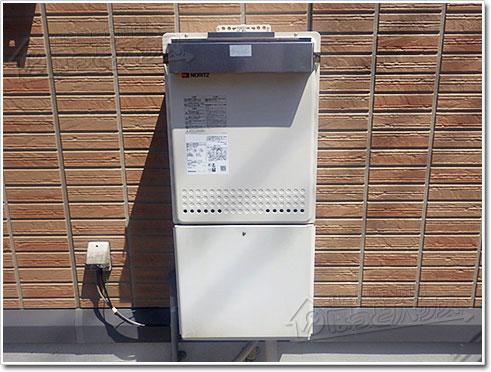 ガス給湯器ノーリツGT-2460SAWX BL