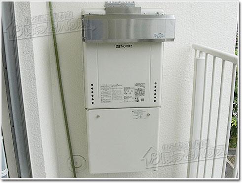 ガス給湯器ノーリツGT-1660AWX-1 BL