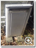 ガス給湯器RFS-2000USA