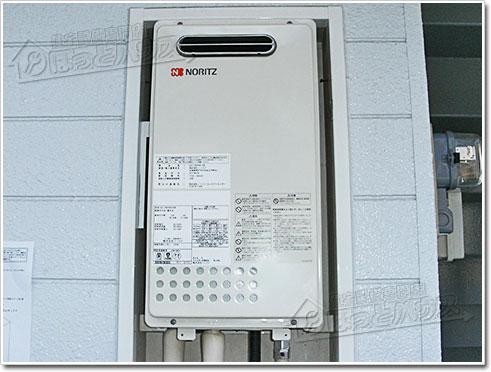 ガス給湯器ノーリツGQ-1625WS-KB
