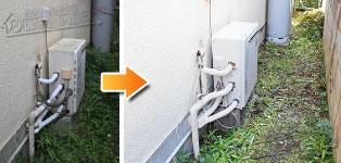 リンナイ ガス給湯器施工事例GT-1628SARX→RUF-A1610SAG(A)